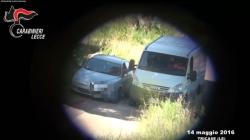 Operazione Short Message: 41 arresti tra le province di Lecce, Brindisi e Bari
