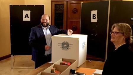 Alla Provincia torna il centrosinistra: il neo Presidente è Stefano Minerva, Sindaco di Gallipoli
