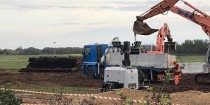 No Tap tentano blocco camion gasdotto