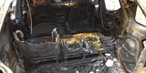 Raid incendiario ai danni di un dirigente comunale