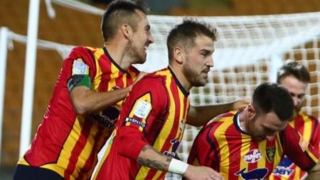 Il Lecce manda ko il Verona: giallorossi al quarto posto