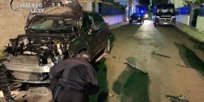 Paura a Porto Cesareo: bomba carta contro l'auto di una donna