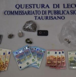 Sorpreso con 200 grammi di eroina: arrestato 26enne
