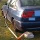 Tenta di uccidersi con il gas dell'auto: salvato dai Carabinieri