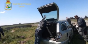 Stroncato traffico di armi provenienti dal Montenegro: due arresti