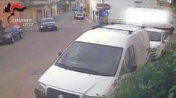 """Rapina aggravata a istituti credito: 2 arresti nell'operazione """"mordi e fuggi"""""""