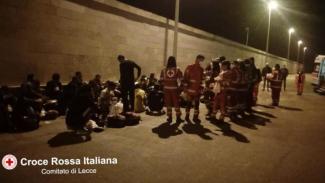 Sbarco nella notte a Tricase: soccorsi 11 migranti iracheni tra cui un minore