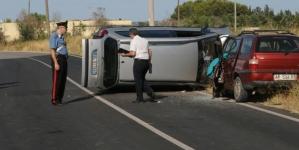 Scontro frontale sulla strada per Matino: morto un 52enne