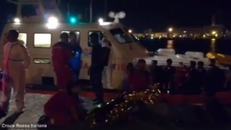 Nuovo sbarco sulle coste salentine: salvati 62 migranti, 9 sono minorenni
