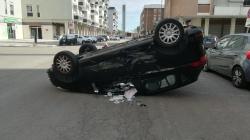 Pauroso incidente nel quartiere Salesiani di Lecce: due donne finiscono in ospedale