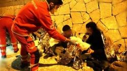 Due sbarchi in poche ore nel Salento: 81 migranti a bordo di una barca a vela