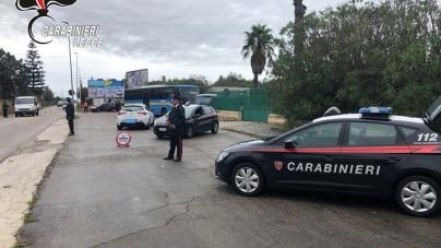 Armi e droga, sequestri e arresti nel leccese: in manette 5 persone