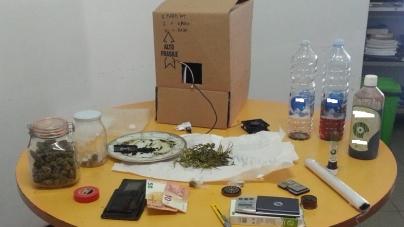 Droga e armi in Salento: controlli a tappeto dei Carabinieri, 3 arresti