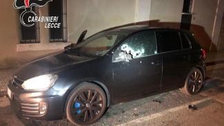 Attentato a colpi di kalashnikov a Casarano: arrestato 24enne
