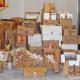 Sequestrato un quintale di botti illegali fabbricati in un box auto: due arresti