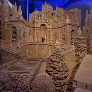 Un presepe di sabbia nel cuore del Salento, ecco Sand Nativity 2019