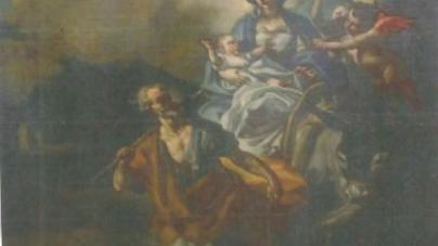 Quadro rubato nel '92 restituito dai Carabinieri alla Chiesa del Buon Consiglio